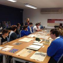 Pen Y Bryn School visits Swansea University