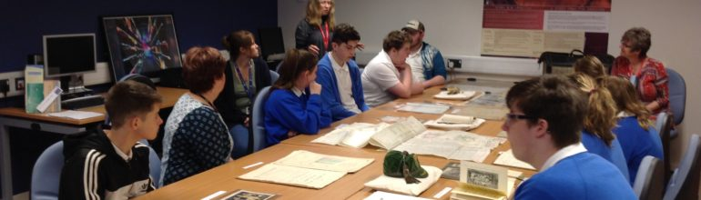Pen Y Bryn School visits Swansea University